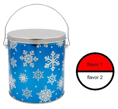 Icy Flurries - 1 'gallon plus,' 2 flavors
