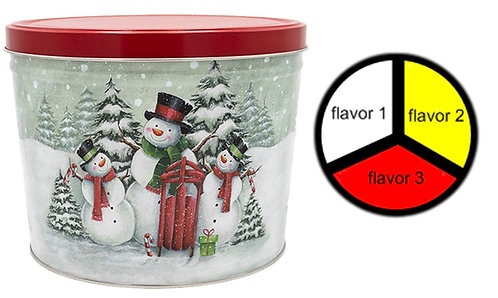 Snow Family - 2 gallons, 3 flavors