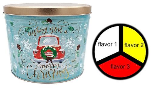 Vintage Christmas - 2 gallons, 3  flavors