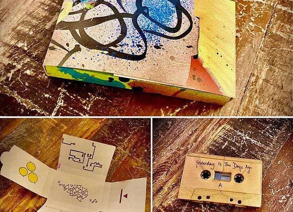 LIMITED EDITION Morfbeats Graphic Score Cassette