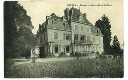 Le château de Chevry