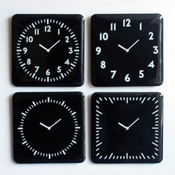 Time Block Collection / Black