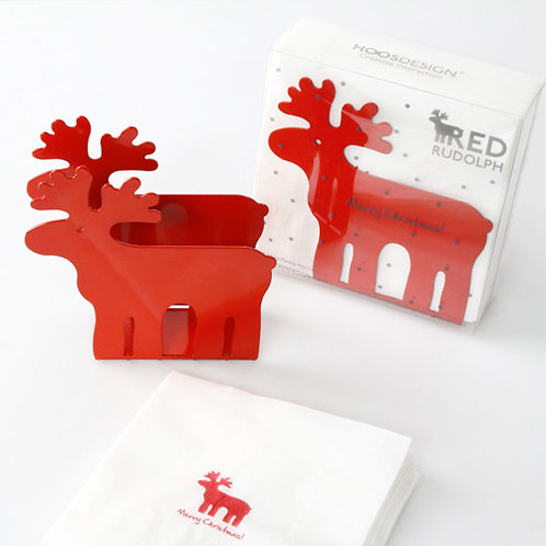 Rudolph Red