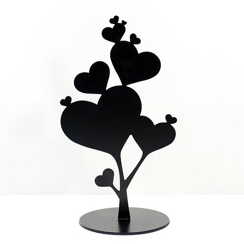Love Tree Black