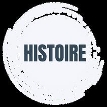 Blanc et Rond Rouge Remise en Forme Logo