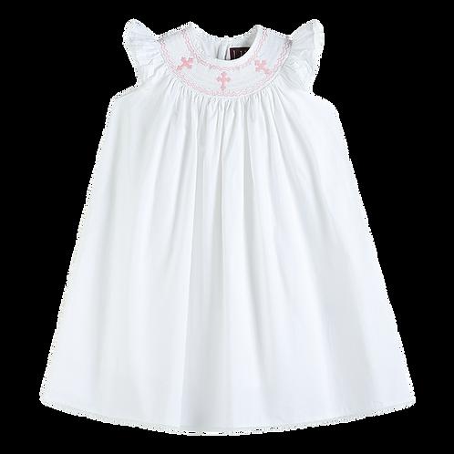 Smocked Cross Dress