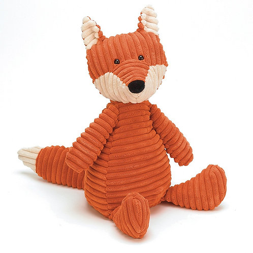 Rust Corduroy Fox