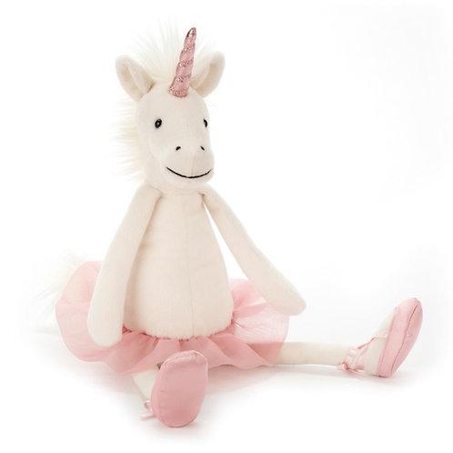 Ballerina Unicorn Doll