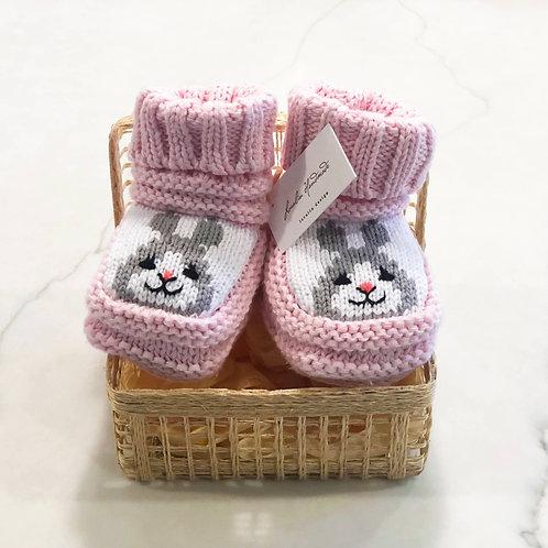 Handmade Bunny Booties