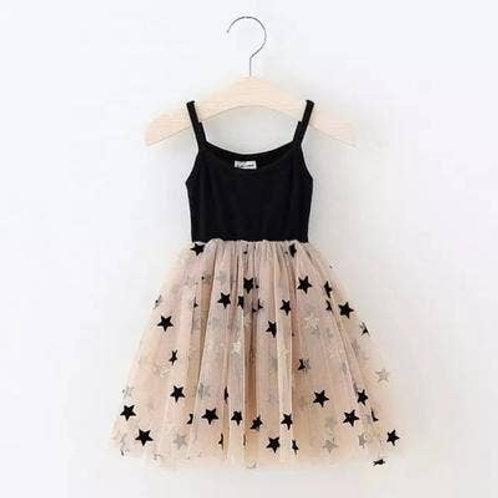 Tiny Stars Tutu Dress