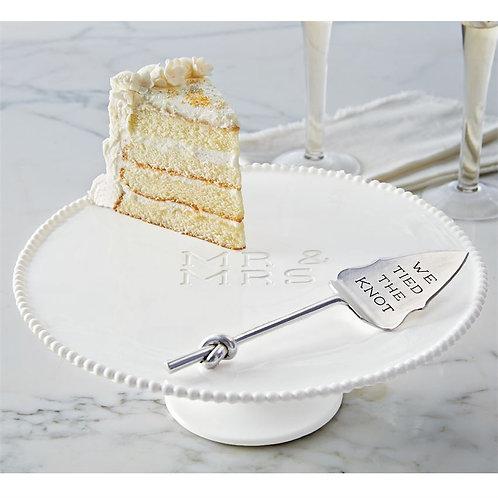 Mr & Mrs Cake Stand Set