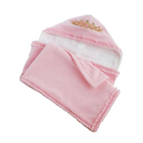 Princess Crown Towel