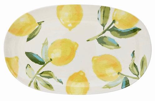 Lemon Platter