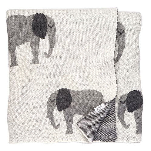 Elephant All Season Blanket