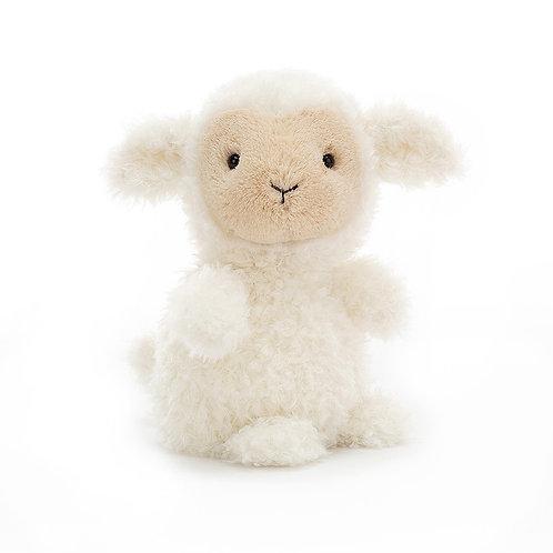 Little Fluffy Lamb