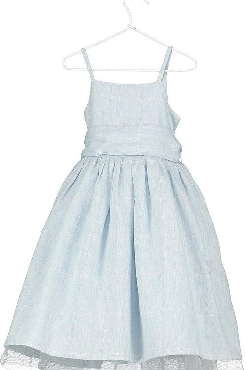 Sam Dress in Sky Blue