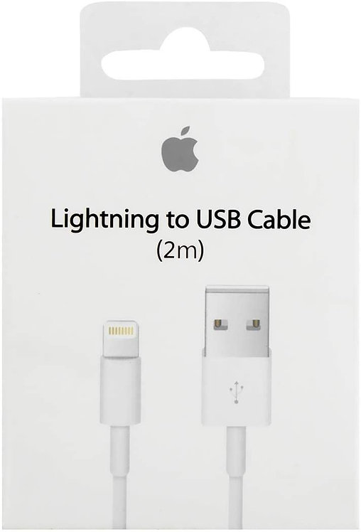 Cable USB Lightning - 2m