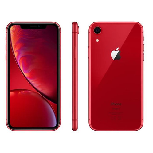 iPhone Xr - 128go - Rouge