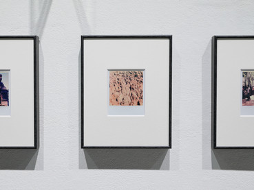 1_WALL Finalist exhibition at GG Gallery, Tokyo