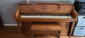 Musette Player Piano