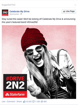 Celebrate My Drive Social