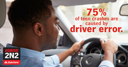 Teen Driver Safety Week Post