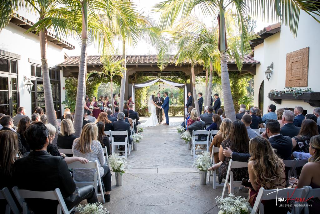 Fallbrook Wedgewood Wedding Site