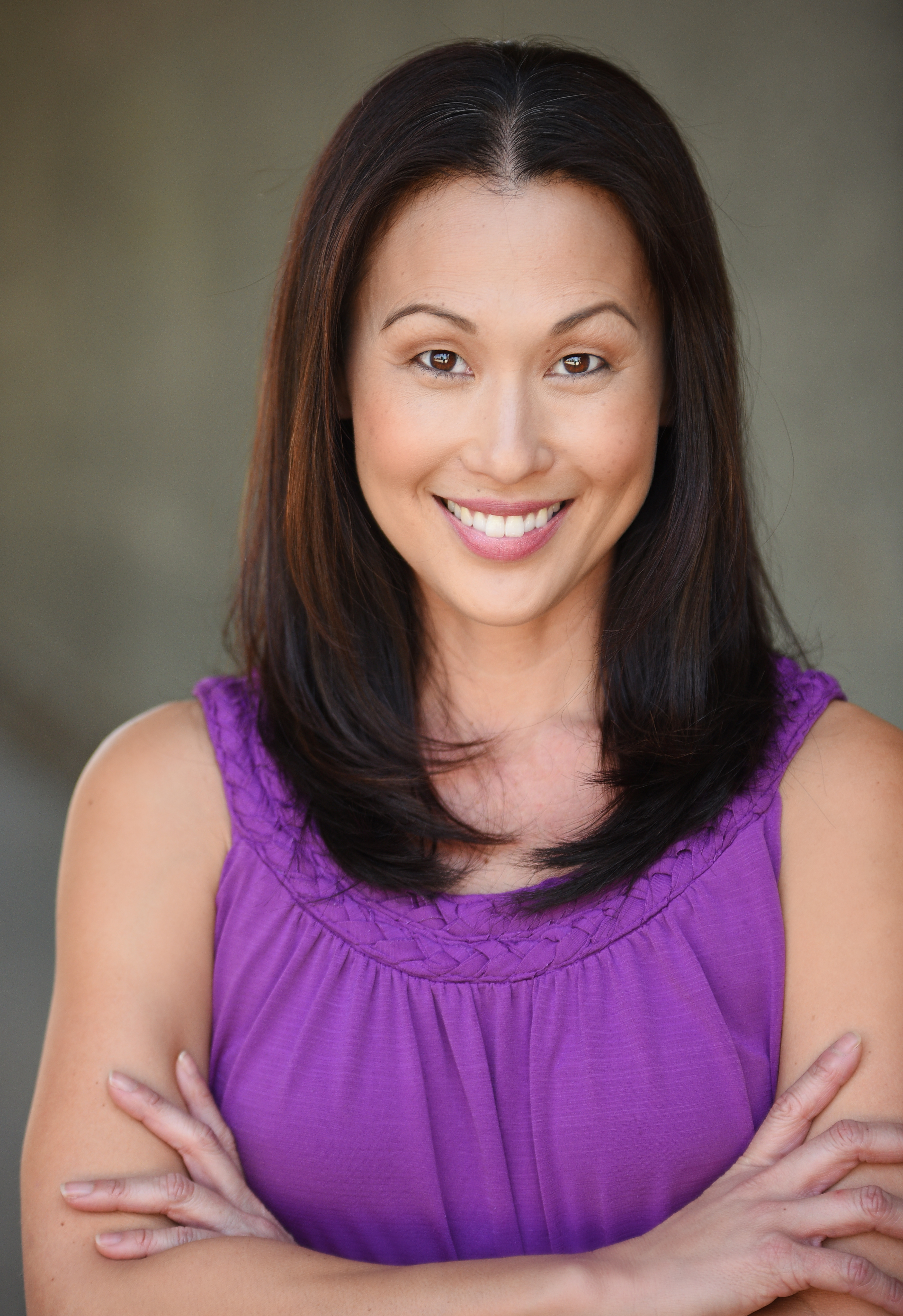 Female Asian Headshots