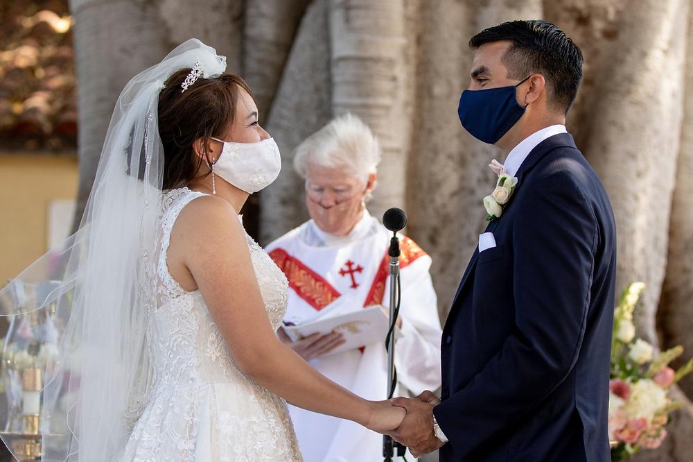 South Pasadena, California, Saint Philip the Apostle- LAdigitalPhoto wedding event photography by Tom Keene