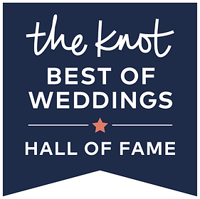 The Knot best of weddings Hall of Fame 2