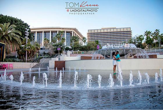 Engagement Locations:  Downtown LA