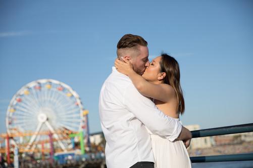 LAdigitalPhoto Santa Monica Pier with Fun Zone