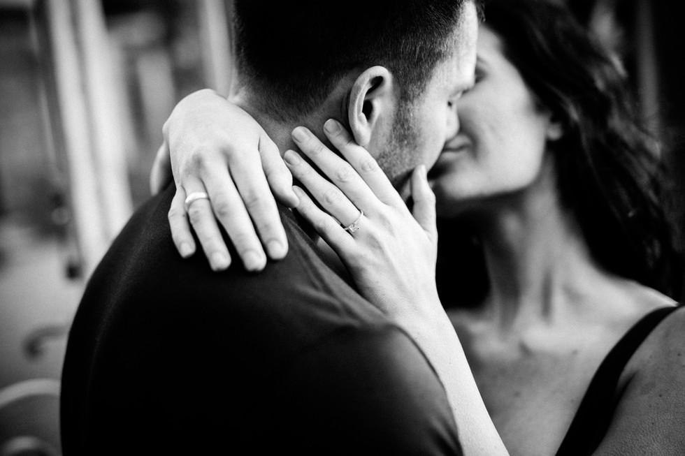 Shh! Just Kiss Me