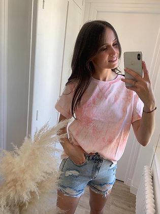 tee shirt Rosa