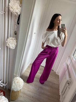 pantalon Caro Violet