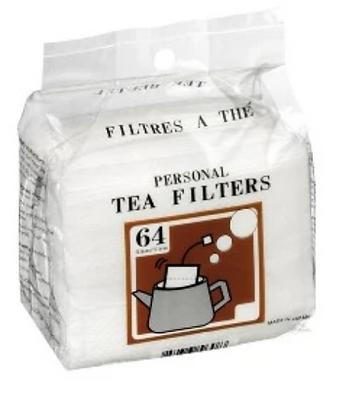 Filtre à thé jetables