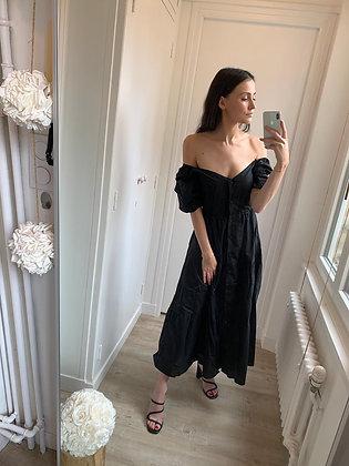 Robe Dalia noire