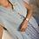 Thumbnail: Veste  sans manches jeans Mina