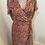 Thumbnail: Robe longue Elise rouge