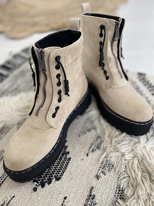 Boots ROCKY beige