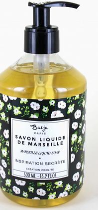 Savon Liquide de Marseille Inspiration Secrète