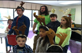 Lindley Park Baptist Church Sing Carols