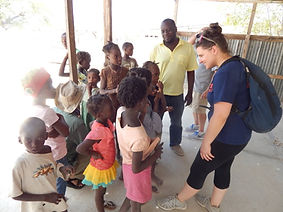 Lindley Park Baptist Church Visit Haiti