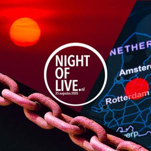 Night of Live: een vlammend appèl op de evenementenindustrie