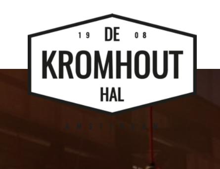 Vacature Project Manager Events bij De Kromhouthal