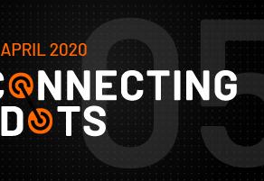 16 april laatste editie Connecting the Dots