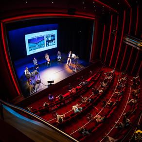 Eerste hybride event voor Platform Cultuur Locaties