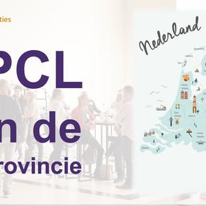 Nieuw! PCL in de provincie