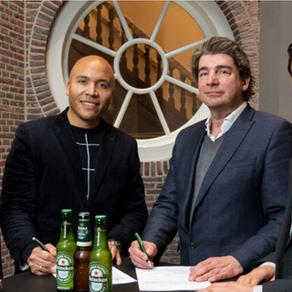 Amerpodia kiest voor HEINEKEN Nederland als horecapartner