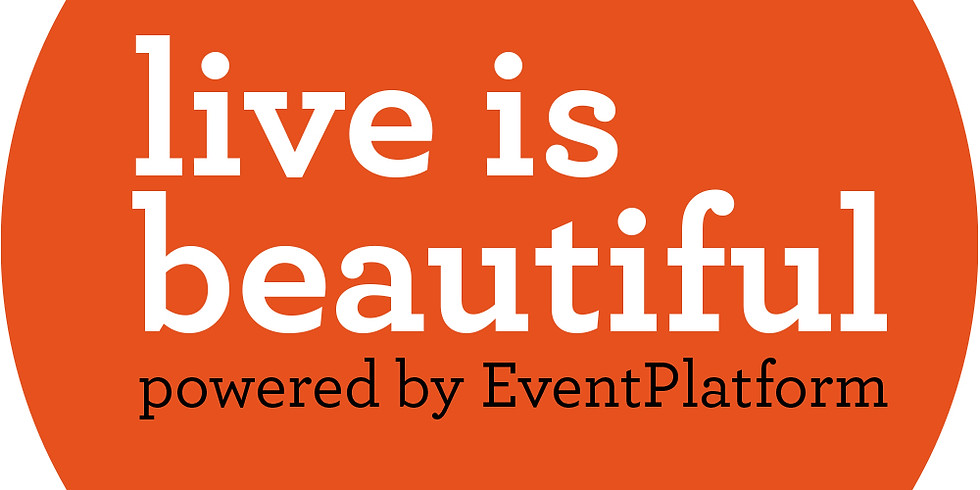 Nederland in lockdown: Eventplatform en Live is Beautiful